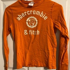 Boys long sleeve Abercrombie shirt